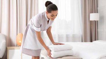 Recruitment for Hotel Cleaner jobs in USA